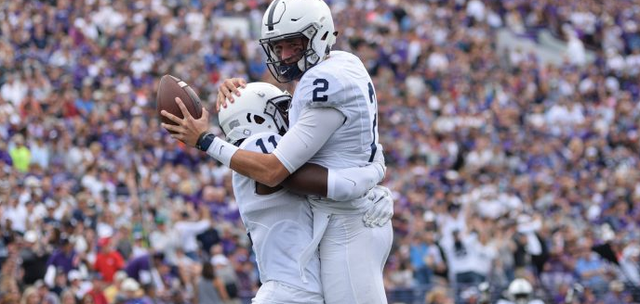 Penn State Football: Entrance Exams Done As Nittany Lions Beat Northwestern 31-7